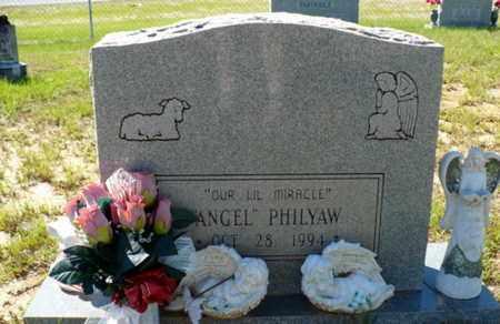 PHILYAW, ANGEL - Red River County, Louisiana | ANGEL PHILYAW - Louisiana Gravestone Photos