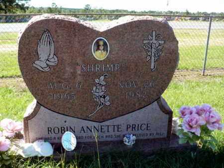 PRICE, ROBIN ANNETTE - Red River County, Louisiana   ROBIN ANNETTE PRICE - Louisiana Gravestone Photos