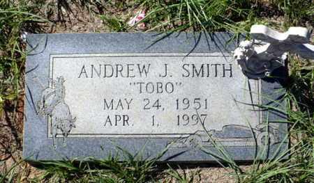"""SMITH, ANDREW J """"TOBO"""" - Red River County, Louisiana   ANDREW J """"TOBO"""" SMITH - Louisiana Gravestone Photos"""