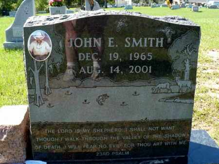 SMITH, JOHN E - Red River County, Louisiana | JOHN E SMITH - Louisiana Gravestone Photos