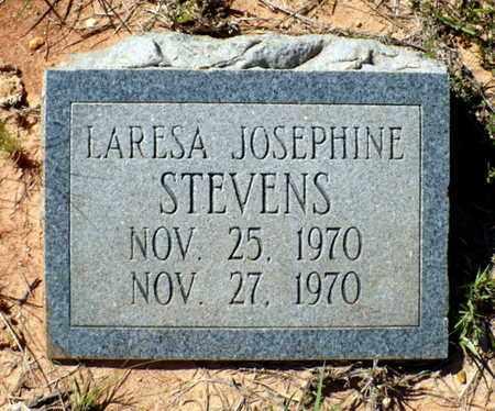 STEVENS, LARESA JOSEPHINE - Red River County, Louisiana | LARESA JOSEPHINE STEVENS - Louisiana Gravestone Photos