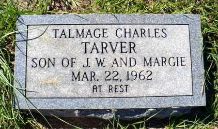 TARVER, TALMAGE CHARLES - Red River County, Louisiana | TALMAGE CHARLES TARVER - Louisiana Gravestone Photos