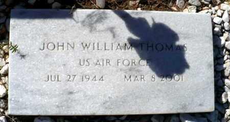 THOMAS, JOHN WILLIAM - Red River County, Louisiana | JOHN WILLIAM THOMAS - Louisiana Gravestone Photos