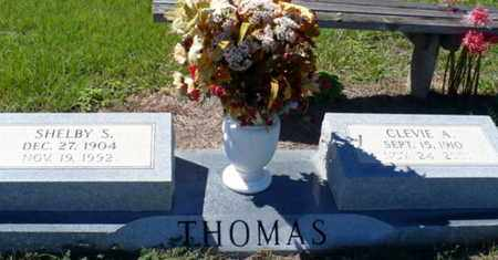 ADKINS THOMAS, CLEVIE SCOTT - Red River County, Louisiana | CLEVIE SCOTT ADKINS THOMAS - Louisiana Gravestone Photos