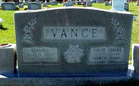 VANCE, CORBIE IVERSON - Red River County, Louisiana | CORBIE IVERSON VANCE - Louisiana Gravestone Photos