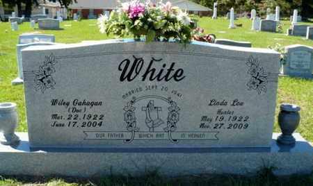 HUNTER WHITE, LINDA LOU - Red River County, Louisiana | LINDA LOU HUNTER WHITE - Louisiana Gravestone Photos