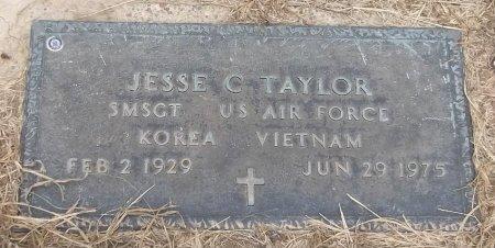 TAYLOR , JESSE C (VETERAN 2 WARS) - Richland County, Louisiana | JESSE C (VETERAN 2 WARS) TAYLOR  - Louisiana Gravestone Photos