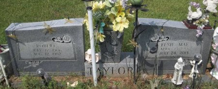 TAYLOR, ELSIE MAE - Richland County, Louisiana | ELSIE MAE TAYLOR - Louisiana Gravestone Photos