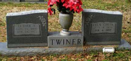 TWINER, LUTHER T - Richland County, Louisiana | LUTHER T TWINER - Louisiana Gravestone Photos