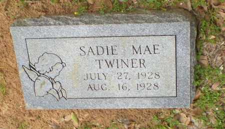 TWINER, SADIE MAE - Richland County, Louisiana | SADIE MAE TWINER - Louisiana Gravestone Photos