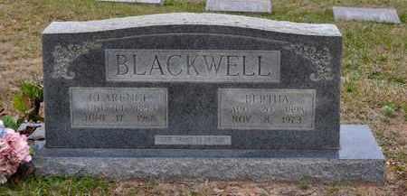 BLACKWELL, BERTHA - Sabine County, Louisiana | BERTHA BLACKWELL - Louisiana Gravestone Photos