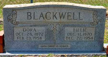 BLACKWELL, EMMA DORA - Sabine County, Louisiana | EMMA DORA BLACKWELL - Louisiana Gravestone Photos