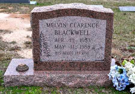 BLACKWELL, MELVIN CLARENCE - Sabine County, Louisiana | MELVIN CLARENCE BLACKWELL - Louisiana Gravestone Photos