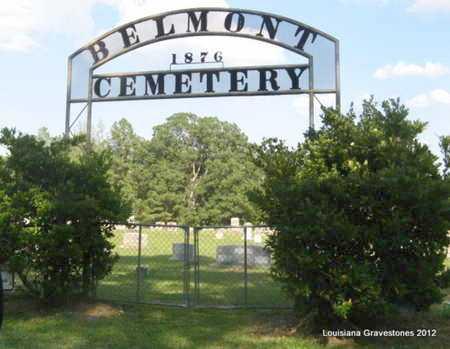 *GATE SIGN,  - Sabine County, Louisiana |  *GATE SIGN - Louisiana Gravestone Photos
