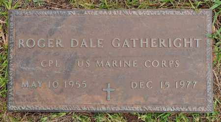 GATHERIGHT, ROGER DALE (VETERAN) - Sabine County, Louisiana | ROGER DALE (VETERAN) GATHERIGHT - Louisiana Gravestone Photos