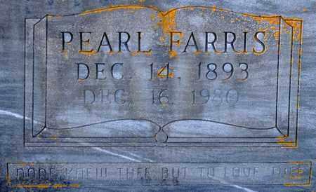 HORTON, PEARL (CLOSEUP) - Sabine County, Louisiana | PEARL (CLOSEUP) HORTON - Louisiana Gravestone Photos