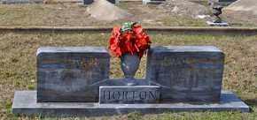 HORTON, LEMUEL HALL - Sabine County, Louisiana | LEMUEL HALL HORTON - Louisiana Gravestone Photos
