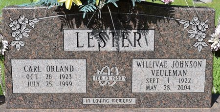 VEULEMAN, WILLIVAE - Sabine County, Louisiana   WILLIVAE VEULEMAN - Louisiana Gravestone Photos