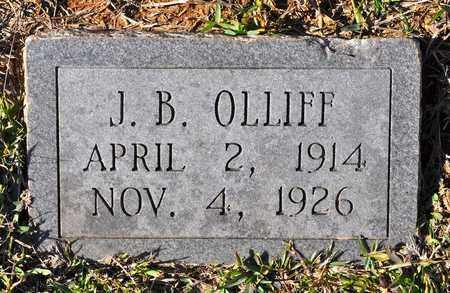 OLLIFF, J B - Sabine County, Louisiana | J B OLLIFF - Louisiana Gravestone Photos