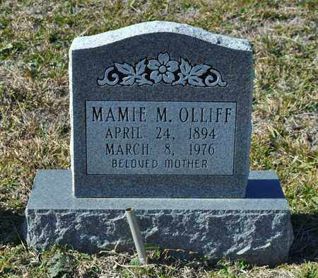 OLLIFF, MAMIE - Sabine County, Louisiana | MAMIE OLLIFF - Louisiana Gravestone Photos