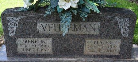 VEULEMAN, IRENE - Sabine County, Louisiana | IRENE VEULEMAN - Louisiana Gravestone Photos
