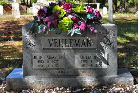 VEULEMAN, JOHN LAMAR, SR - Sabine County, Louisiana   JOHN LAMAR, SR VEULEMAN - Louisiana Gravestone Photos