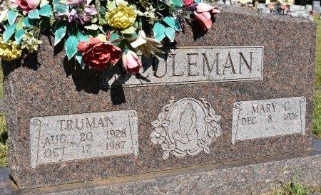 VEULEMAN, TRUMAN - Sabine County, Louisiana | TRUMAN VEULEMAN - Louisiana Gravestone Photos