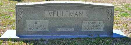 VEULEMAN, ELIZABETH - Sabine County, Louisiana   ELIZABETH VEULEMAN - Louisiana Gravestone Photos