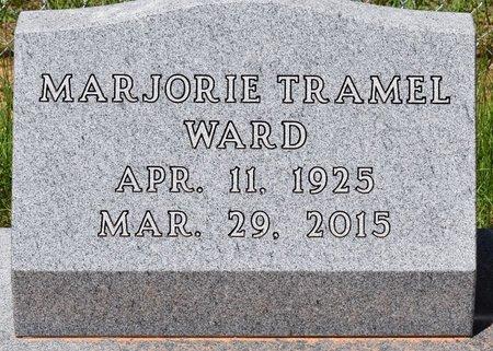 WARD, MARJORIE - Sabine County, Louisiana | MARJORIE WARD - Louisiana Gravestone Photos