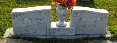 EASLEY, TOLER TOM - St. Helena County, Louisiana | TOLER TOM EASLEY - Louisiana Gravestone Photos