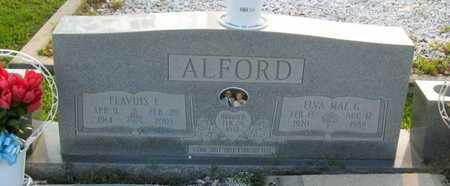 ALFORD, FLAVIUS EARL - St. Helena County, Louisiana | FLAVIUS EARL ALFORD - Louisiana Gravestone Photos