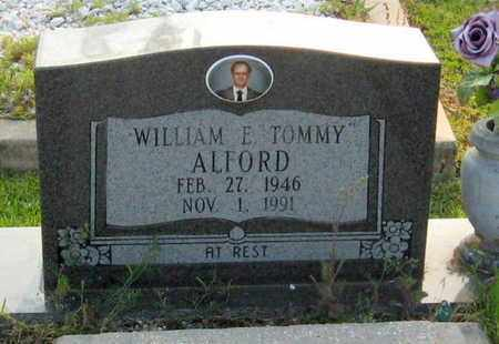 """ALFORD, WILLIAM E """"TOMMY"""" - St. Helena County, Louisiana   WILLIAM E """"TOMMY"""" ALFORD - Louisiana Gravestone Photos"""