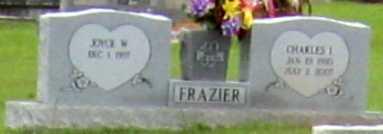 FRAZIER, CHARLES I - St. Helena County, Louisiana | CHARLES I FRAZIER - Louisiana Gravestone Photos