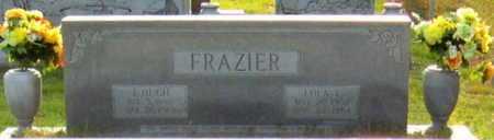 FRAZIER, J HUGH - St. Helena County, Louisiana | J HUGH FRAZIER - Louisiana Gravestone Photos