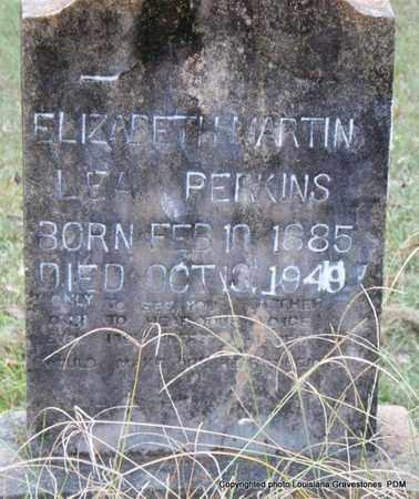 PERKINS, ELIZABETH - St. Helena County, Louisiana | ELIZABETH PERKINS - Louisiana Gravestone Photos