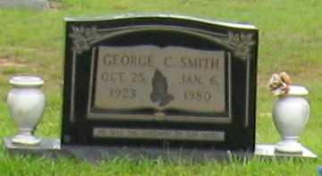 SMITH, GEORGE C - St. Helena County, Louisiana | GEORGE C SMITH - Louisiana Gravestone Photos