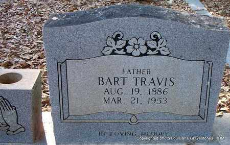 TRAVIS, BART - St. Helena County, Louisiana | BART TRAVIS - Louisiana Gravestone Photos