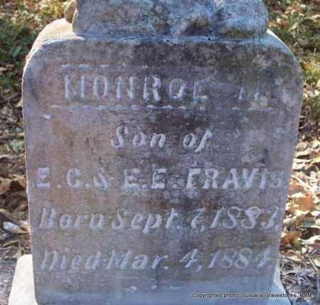 TRAVIS, MONROE - St. Helena County, Louisiana   MONROE TRAVIS - Louisiana Gravestone Photos