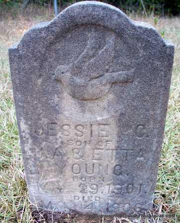 YOUNG, JESSIE C - St. Helena County, Louisiana | JESSIE C YOUNG - Louisiana Gravestone Photos