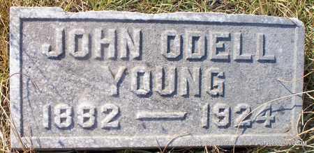 YOUNG, JOHN ODELL - St. Helena County, Louisiana | JOHN ODELL YOUNG - Louisiana Gravestone Photos