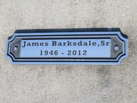 BARKSDALE, JAMES, SR - Tangipahoa County, Louisiana | JAMES, SR BARKSDALE - Louisiana Gravestone Photos
