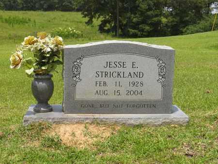 STRICKLAND, JESSE - Tangipahoa County, Louisiana | JESSE STRICKLAND - Louisiana Gravestone Photos