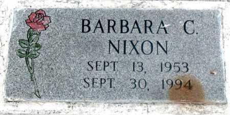 NIXON, BARBARA C - Terrebonne County, Louisiana | BARBARA C NIXON - Louisiana Gravestone Photos