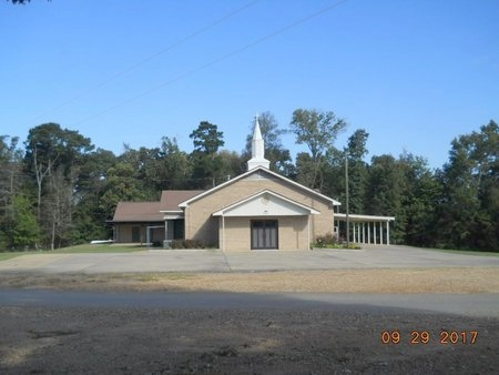 *, CHURCH - Union County, Louisiana | CHURCH * - Louisiana Gravestone Photos