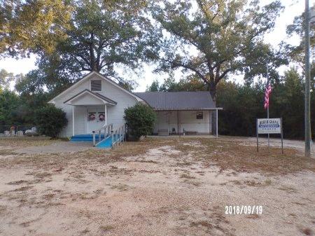 *, CHURCH - Union County, Louisiana | CHURCH * - Louisiana Gravestone Photos