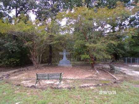 *, OVERVIEW - GARDEN - Union County, Louisiana | OVERVIEW - GARDEN * - Louisiana Gravestone Photos