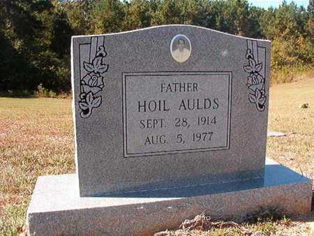 AULDS, HOIL - Union County, Louisiana | HOIL AULDS - Louisiana Gravestone Photos