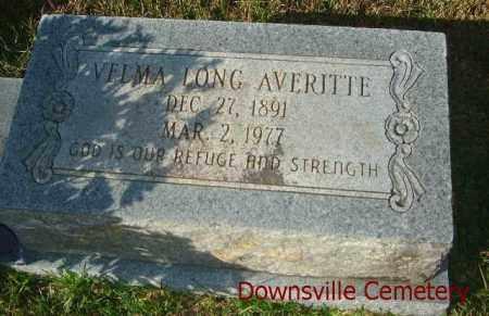 AVERITTE, VELMA - Union County, Louisiana | VELMA AVERITTE - Louisiana Gravestone Photos