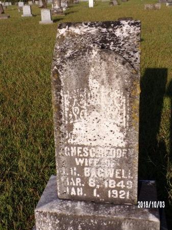 BAGWELL, AGNES C - Union County, Louisiana | AGNES C BAGWELL - Louisiana Gravestone Photos
