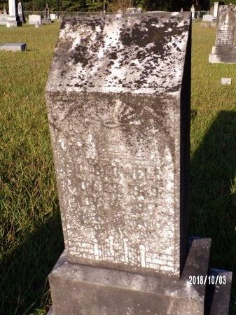 BAGWELL, EARLY COLEMAN - Union County, Louisiana | EARLY COLEMAN BAGWELL - Louisiana Gravestone Photos